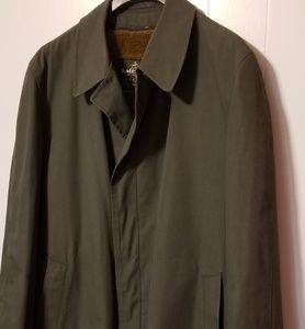 Rainfair men's dress raincoat